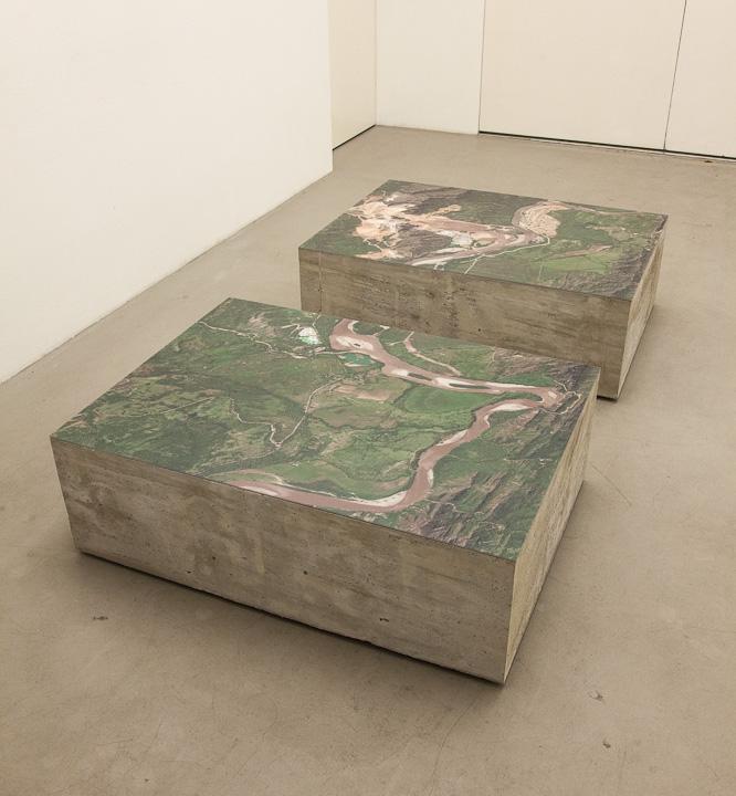 Dammed Landscape, 2013